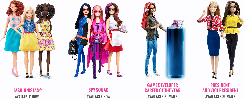 070c4f0cfc898 The Evolution of Barbie