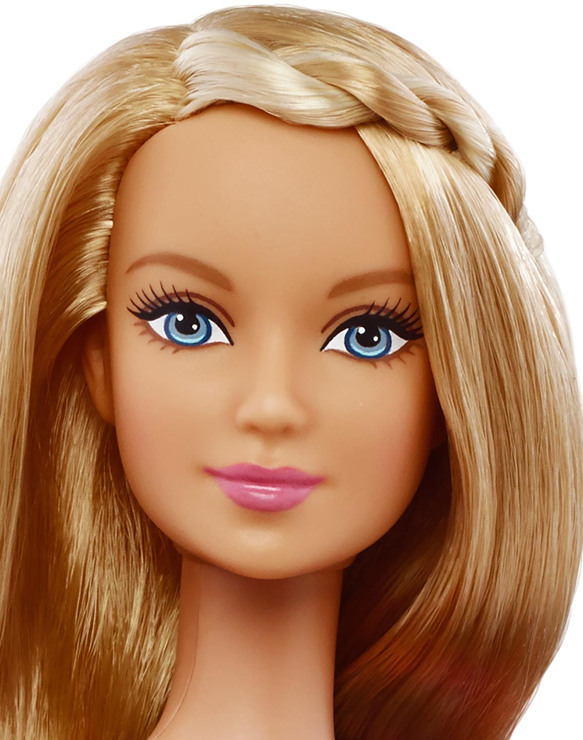 The Evolution Of Barbie - Doll hairstyles barbie