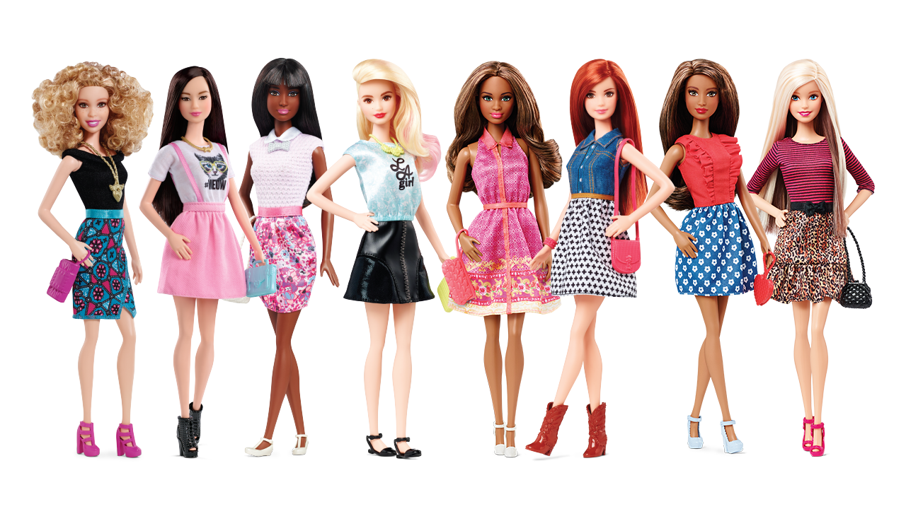Fashionista Barbie Game Barbie Fashionistas