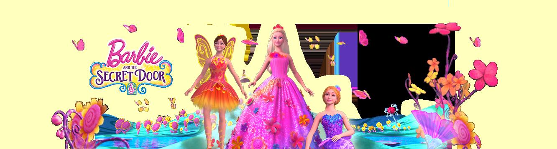barbie and the secret door games free 2