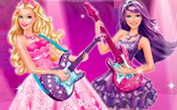 Barbie A Fashion Fairytale Puzzle Games
