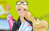 Games : Barbie Amazing Architect