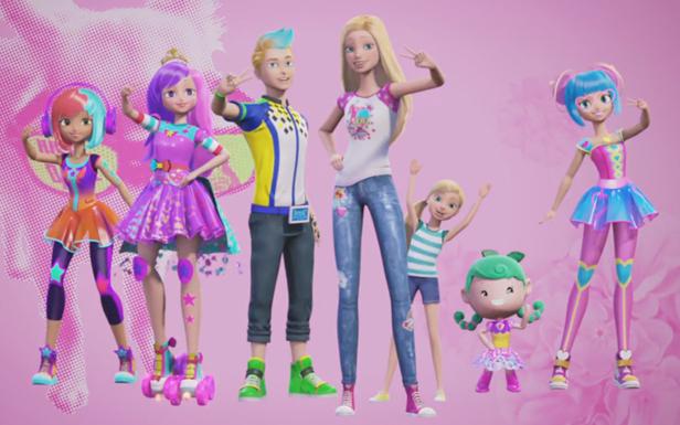 B tisier barbie et la porte secr te regarde des dessins - Barbie et la porte secrete film complet ...