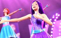 Clip musical barbie la princesse et la popstar regarde des dessins anim s barbie et des vid os - Barbie la princesse et la pop star ...