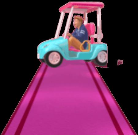 Barbie'nin sihirli dünyasından içeri gir!