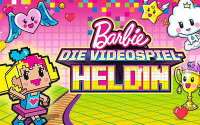 Die Videospiel-Heldin