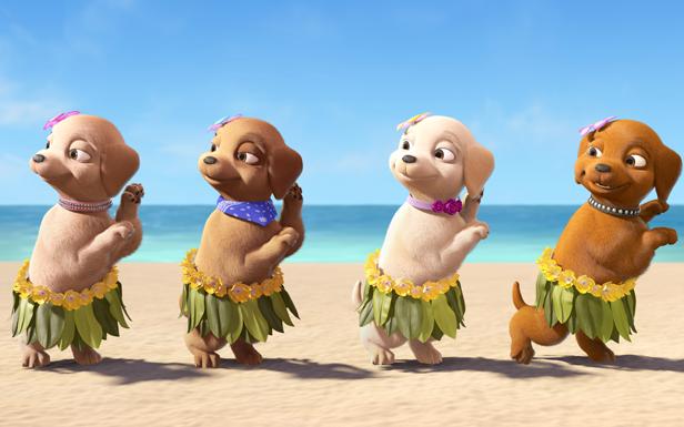 Barbie und ihre Schwestern in: Die große Hundesuche - Trailer