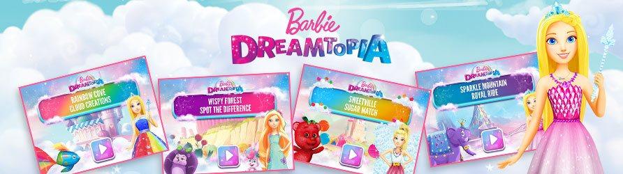5a149b3edea0 Barbie - Διασκεδαστικά Παιχνίδια για Κορίτσια