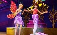 """Barbie Στο Μυστικό Βασίλειο"" Παρασκήνια"