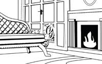 """Εκτύπωση: Χρωμοσελίδες """"Ζωή στο Ονειρεμένο Σπίτι"""""""