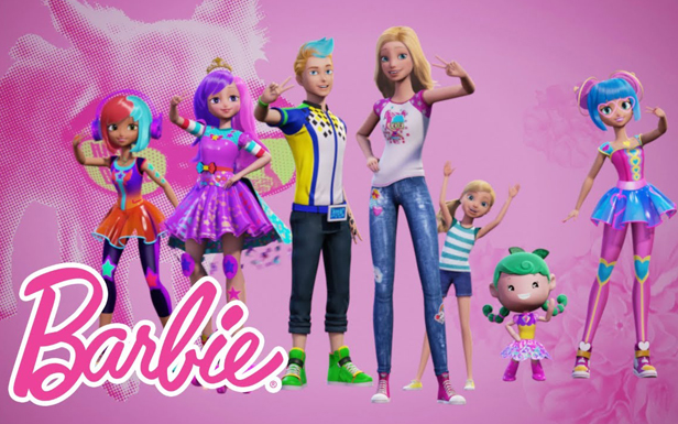 Barbie® Back to School Music Video Playlist
