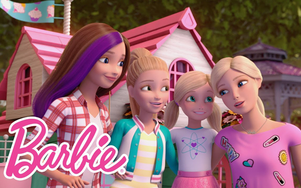 Barbie®, Skipper™, Stacie™ and Chelsea™ Celebrate Sisters' Day with a Cool Compilation