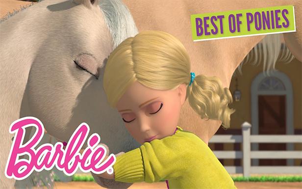 Best of Barbie®: Pony Adventures