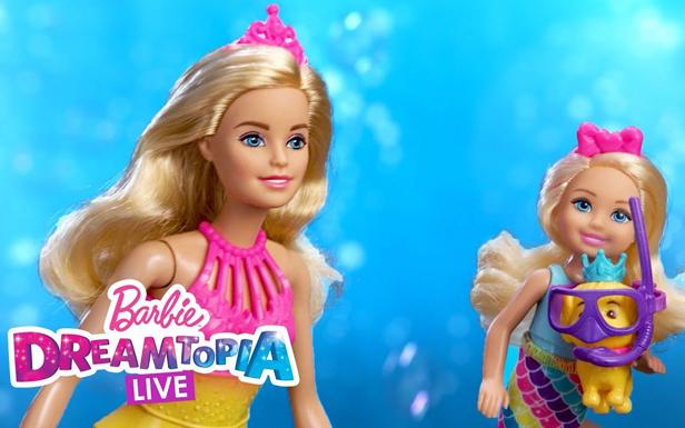 Barbie™ Dreamtopia Live -- Rainbow Cove Part 1