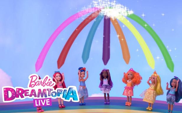 Barbie™ Dreamtopia Live -- Rainbow Cove Part 2
