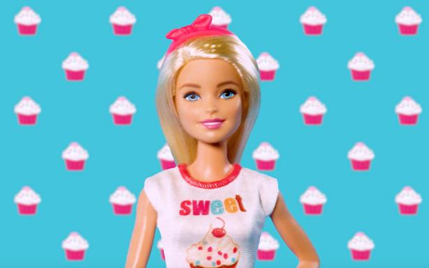 Mug Cake Challenge | Barbie's Mystery Box Challenge