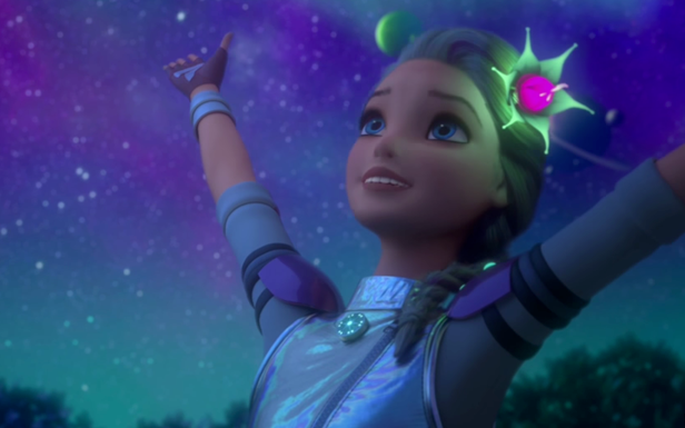 Starlight Adventure : Shooting Star Music Video