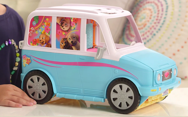 Barbie Ultimate Puppy Mobile Demo Video