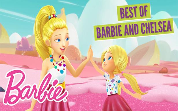 Barbie Dreamtopia™: Best of Barbie and Chelsea