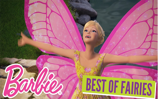 Best of Barbie®: Fairy Moments