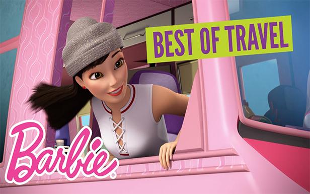 Barbie® Best of Travel