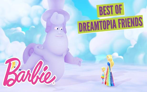 Barbie Dreamtopia™: Best of Friends