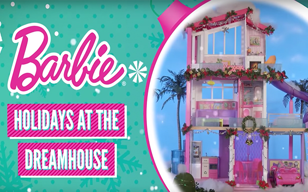 Barbie® and Friends: Holidays at the Dreamhouse®