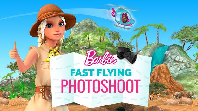 barbie car race games free online