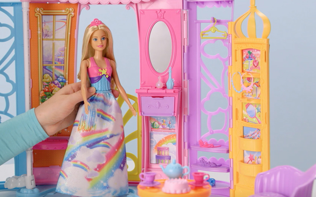 Barbie™ Dreamtopia Castle Demo Video
