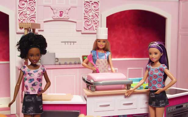 Cooking up Fun with Skipper™ Babysitters Inc.
