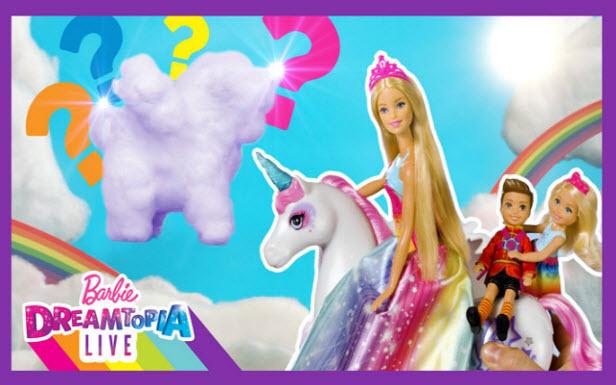Unicorn in the Clouds | Dreamtopia LIVE