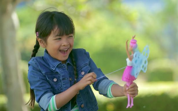 Barbie Bubble-Making Mermaids and Fairies Bring Dreamtopia Magic to Life