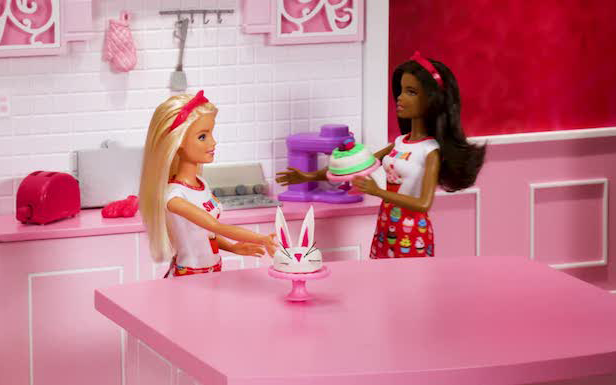 Barbie® YouTube Music Video Cooks Up Fun with Food Toys