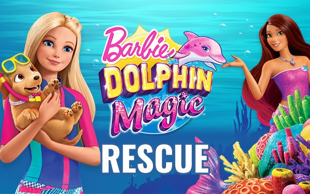 Dolphin Magic Rescue
