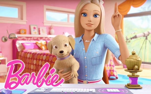Barbie Dreamhouse Adventures: Brand New Series!