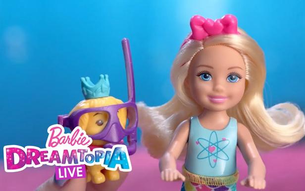 Barbie™ Dreamtopia Live! -- The Lost Treasure of the Prism Princess