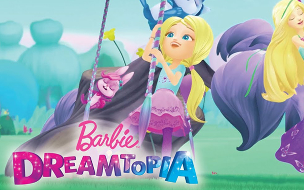 Coming up on Barbie Dreamtopia 2018 | New Episode Every Sunday!