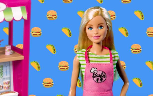 Bistro Challenge | Barbie's Mystery Box Challenge