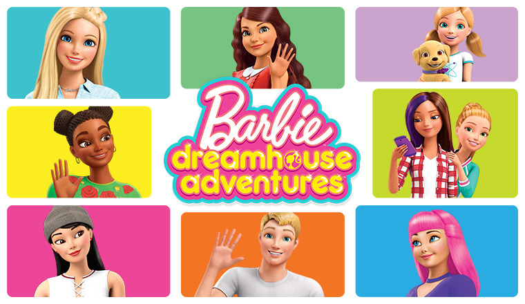 Barbie - Fun games, activities, Barbie dolls and videos for girls