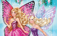 Digital Movie : Barbie™ Mariposa and the Fairy Princess