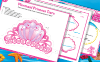 Printable: Mermaid Party Tips