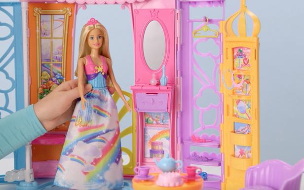Barbie™ Dreamtopia Castle Demo Video