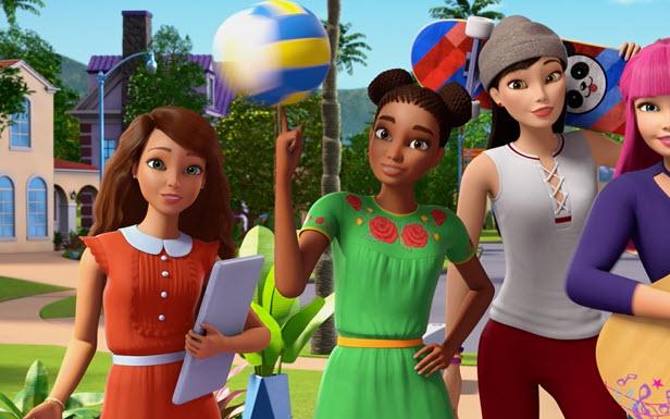 Barbie Dreamhouse Adventures Theme Song Remix Music Video