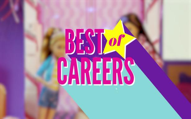 Best of Barbie®: Career Dolls