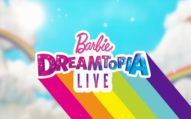A Winning Color Combination | Barbie™ Dreamtopia LIVE | S2 E2 | Barbie®
