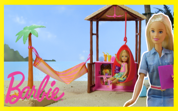 Barbie® Travel Hacks