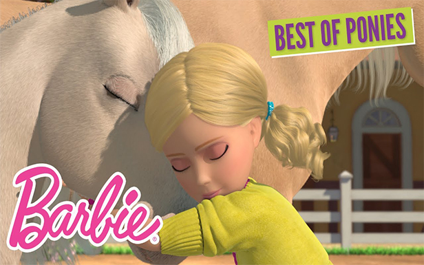 Best of Barbie®: Pony Adventures