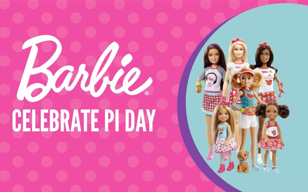 Pi Day Is 3-14 -- Barbie Explains Why with Pie