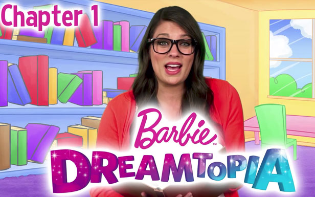 Chapter 1: The Gemonstrator | #Readalong with Ms. Booksy | Dreamtopia