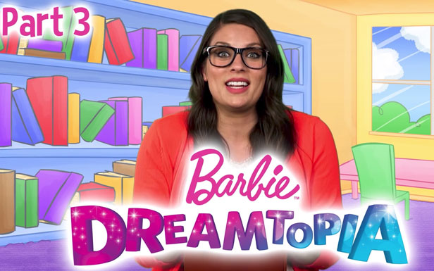 Chapter 3: Building a Licorice Barn | #Readalong with Ms. Booksy | Dreamtopia
